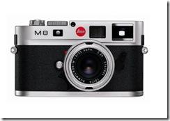 Leica M8 10.3MP Digital Rangefinder